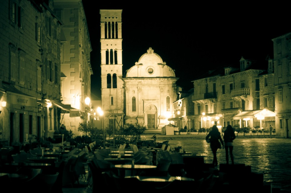 Hvar Night